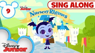 Sing Along Nursery Rhymes Part 9 | 🎶 Disney Junior Music Nursery Rhymes | Disney Junior