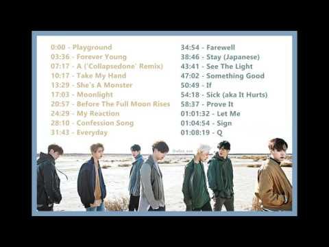 GOT7's soft music playlist | K-pop for studying, relaxing, motivation, etc. |