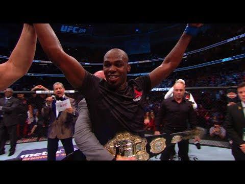 Najciekawsze momenty UFC 214 w zwolnionym tempie