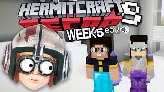 Hermitcraft RECAP - SEASON 8 week 5