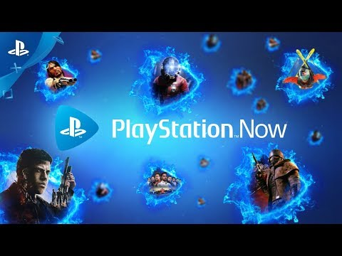 Stream PS3 and PS4 games instantly| PS4 and Windows PC | PlayStation Now
