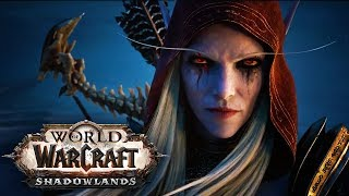 World of Warcraft: Shadowlands - Official Cinematic Reveal Trailer | BlizzCon 2019
