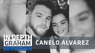 Canelo Alvarez: Wanted daughter to have what I lacked