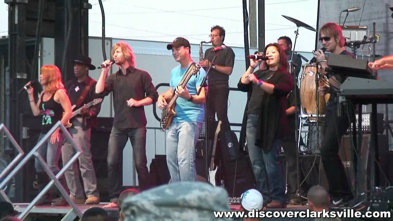 Gary Sinise and the Lt. Dan Band - YouTube