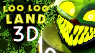 Helluva Boss - LOO LOO LAND SONG but it's 3D | animated by Mautzi