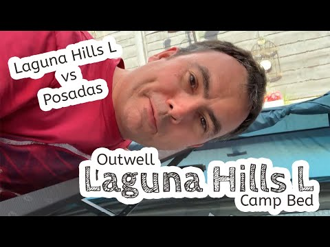 video Outwell Laguna Hills L Camp bed Review