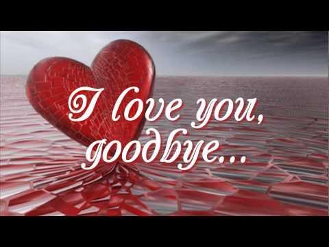 I Love You Goodbye - Juris (Lyrics)