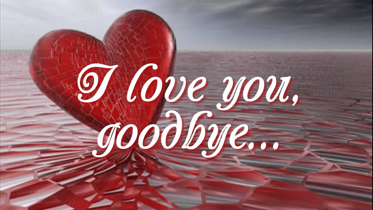 I Love You Goodbye - Juris (Lyrics) - YouTube
