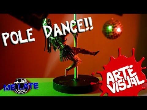 Baixar ARTE VISUAL - POLE DANCE (ESPECIAL PARA ME LATE SHOW)