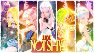 [MMD] ITZY - Not Shy [5p.Motion DL]