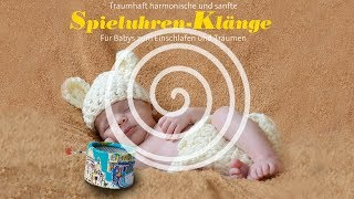 Music Box Sounds For Babies To Fall Asleep And Dream (PURERELAX.TV)