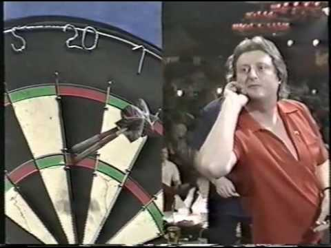 John Lowe vs Eric Bristow - 1987 World Finals Part 1