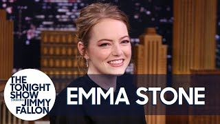 Emma Stone's Favorite Part of Her Oscar Win Was Leonardo DiCaprio