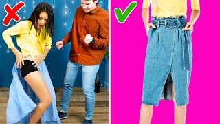 24 CLOTHING HACKS THAT WILL SURPRISE YOU