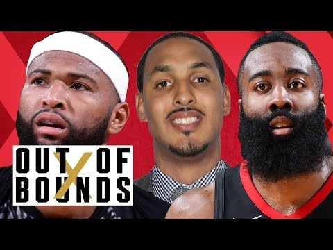 Rockets Destroy Warriors, Boogie vs. Pelicans Drama, Celtics Gooning | Out of Bounds