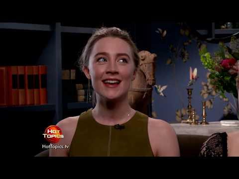 Secrets of 'Little Women' with Greta Gerwig, Saoirse Ronan & Florence Pugh