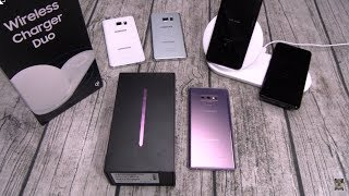 Samsung Galaxy Note 9 - Unboxing and First Impressions