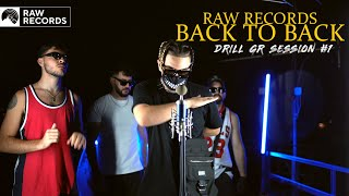 RAW RECORDS , SMOKE, LOW, MUFASHA, SOUL V - BACK TO BACK DRILL GR SESSION #1
