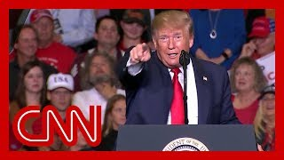 CNN reporter: This Trump claim at rally 'is fascinating to me'