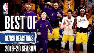 Best Of Bench Reactions | 2019-20 NBA Season