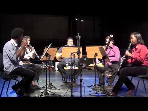 Quinteto de Sopros - Piccolo Andante