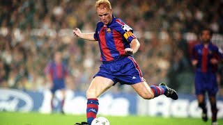 Ronald Koeman, Rambo [Best Goals]