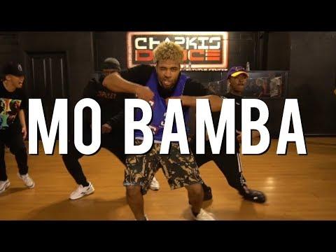 Mo Bamba by Sheck Wes | Chapkis Dance | Konkrete Choreography