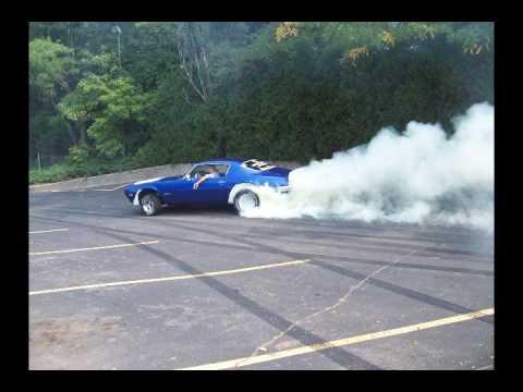 Creston Car Show Burnouts | Auto Body Estimates 616-364-6222
