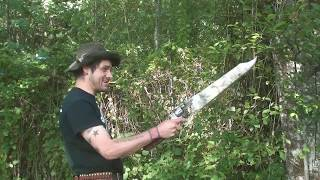 Functional Gunblade - Shooting