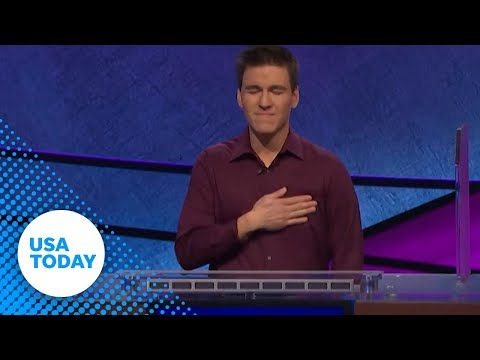 James Holzhauer ends 32-game 'Jeopardy!' winning streak   USA TODAY