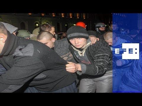 Thumbnail for Kiev-Europa - un giorno di ordinaria guerra civile