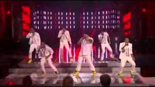 """2nd Performance - The Filharmonic - """"This Is How We Do It"""" By Montell Jordan - Sing Off - Series 4"""