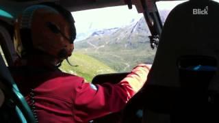 Heli-Pilot Gerold Biner: Fliegen um Leben und Tod