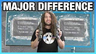 NVIDIA's Secret GPU: TU106-400A vs. TU106-400 Benchmark (2070 XC Ultra Review)
