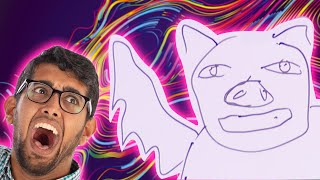 THE FULL LIVE ANIMATION SHOWDOWN FT. Draw with Jazza, Jaiden Animations, TheAMaazing
