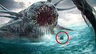 10 Animals That Were Scarier than Dinosaurs