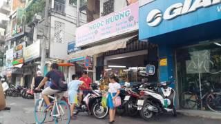 Hai Bà Trưng,Hiền Vương,Công Lý,Sài Gòn chiều ngày 24.3.2017(4)
