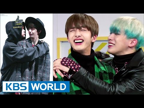 Idol Battle Likes | 아이돌 배틀라이크 Ep.1 - MONSTAX [ENG/2016.12.16]