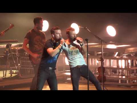 Dierks Bentley and Brothers Osborne in Kansas City