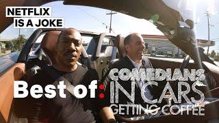 6 Minutes of the Best Jokes in Comedians In Cars Getting Coffee   Netflix Is A Joke