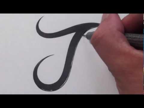 J Letter Tattoo Designs j Letter Tattoo Design...