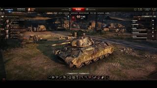 W.o.T. T-34S Tier V Russian Medium Tank, Battle of Ensk, 1st Class (HD 1080p)