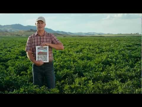 Big Idaho Potato Truck Commercial