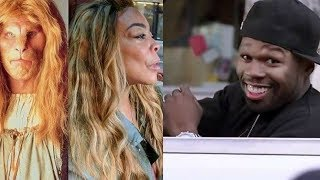 """50 Cent To Wendy Williams: """"Your Husband Deserves a Side Chick You Ugly Motherf****er"""""""