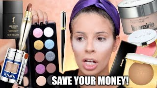 WORLDS MOST EXPENSIVE MAKEUP TESTED | HIT OR MISS??