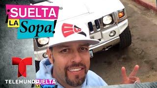 Esteban Loaiza enfrenta acusaciones de narcotráfico | Suelta La Sopa | Entretenimiento