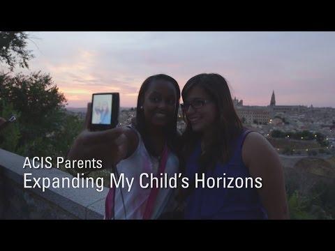 ACIS Parents: Expanding My Child's Horizons