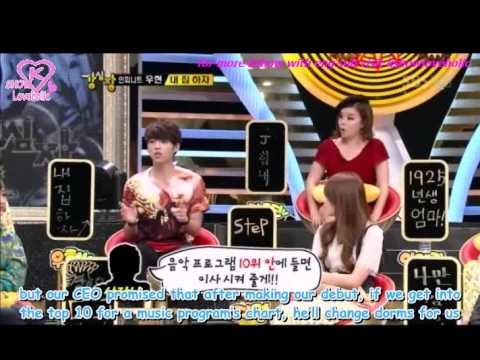 110927 Woohyun Strong Heart cut eng sub