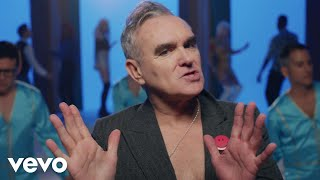 Morrissey - Jacky's Only Happy When She's Up on the Stage (Official Video)