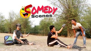 Comedy Video Aby pichhe Dekh || Bindas fun joke ||